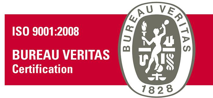 Certifikat ISO 9001